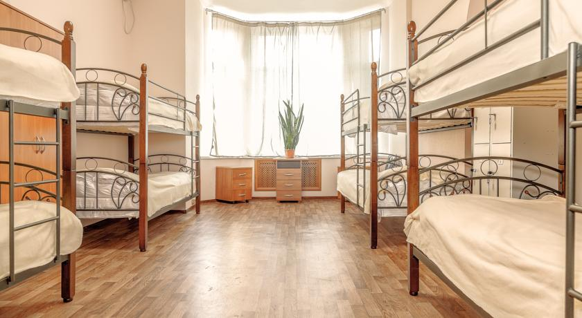 Accommodations in Russia - Hostels Moscow . St. Petersburg