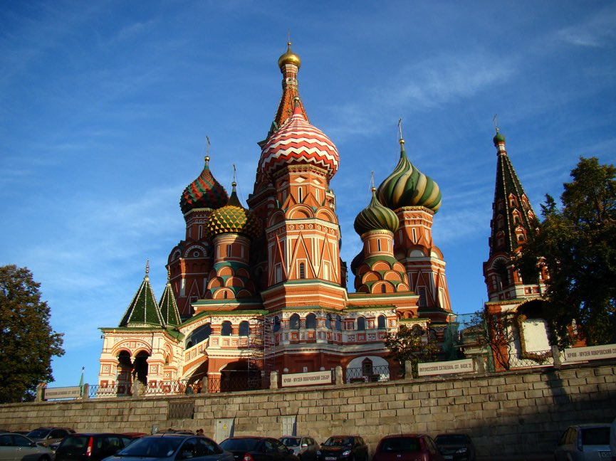Essential apps travel Russia