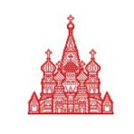 St. Basil's Cathedral in Moscow.  Visits, tickets and schedules
