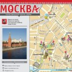 Official tourist maps of Moscow (PDF)