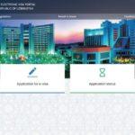 Apply for electronic visa to Uzbekistan
