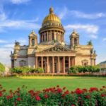 St Isaacs Cathedral in St Petersburg - Featured image