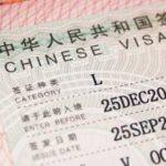 Getting Chinese Visa in United Kingdom and London