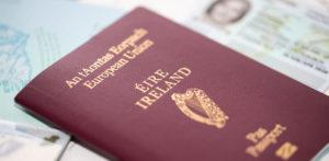 Irish passport for Visa to Russia
