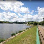 Walk along Moskva river in Kolomenskoye