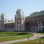 Grand Palace in Tsaritsyno